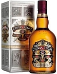 CHIVAS REGAL 12 YR SCOTCH 750ML